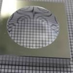 アルミ鏡面切削加工 サンプル部品
